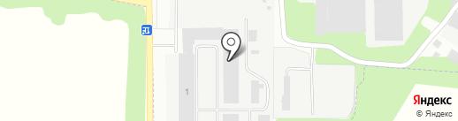 Докофа на карте Донского
