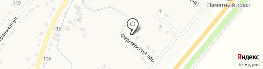 ЖаркО на карте Ахтырского