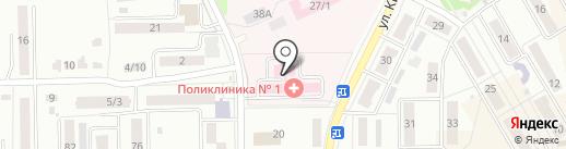 АльфаСтрахование-ОМС на карте Донского
