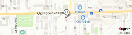 Сауна на карте Донского