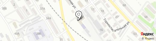 Лада на карте Донского