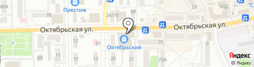 Ивановский текстиль на карте Донского
