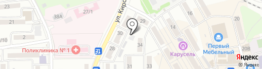 ЖЭУ №4 на карте Донского