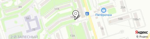 ГУБЕРНСКИЙ КОЛОДЕЗЬ на карте Новомосковска