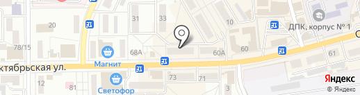 Kodak на карте Донского