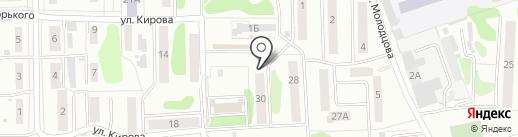 ДентаСтиль на карте Донского