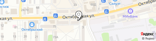 Ветеринарный центр на карте Донского