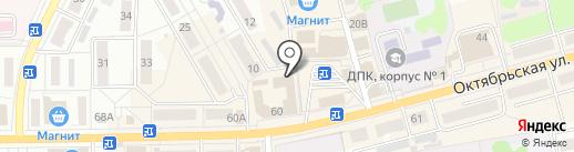 Донской Универсальный Магазин на карте Донского