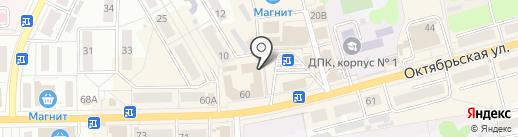 Зоомир на карте Донского