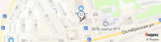 Магазин детской одежды и обуви на карте Донского