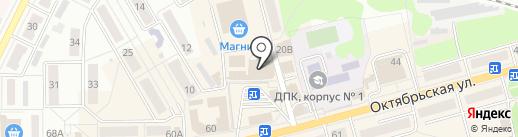 Автовокзал на карте Донского