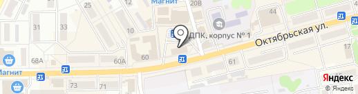 Винни Пух на карте Донского