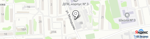 Каравай на карте Донского