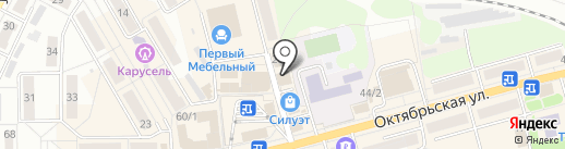 Сезам на карте Донского