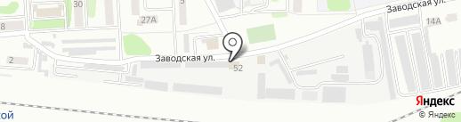 ЭнергоГазИнвест-Тула на карте Донского