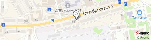Экспресс Стрижка на карте Донского