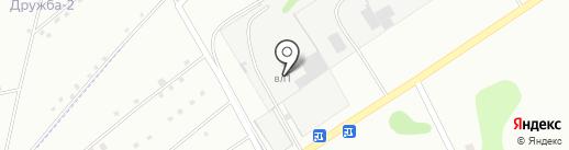 Экоресурс на карте Донского