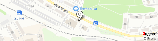 Магазин мяса птицы и яиц на карте Донского