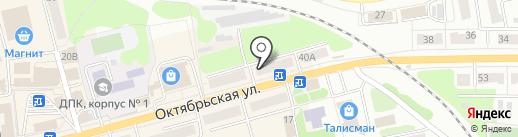 Хризантема на карте Донского