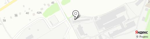 ЭкоХаус на карте Донского