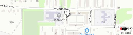 Оазис на карте Донского
