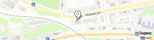 Центр занятости населения г. Донского на карте Донского