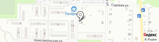 МАДЛЕНА на карте Донского