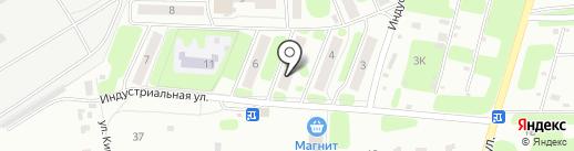 Машенька на карте Донского