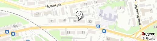 Amway на карте Донского