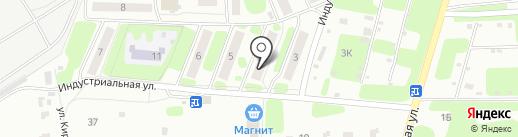 Никодим на карте Донского