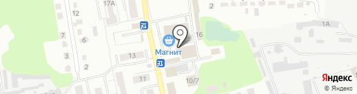 Магазин мяса на карте Донского