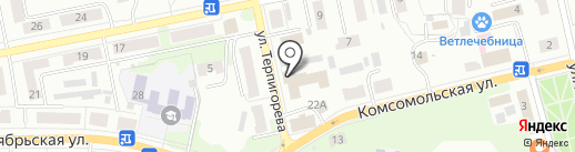 МебельVdom на карте Донского