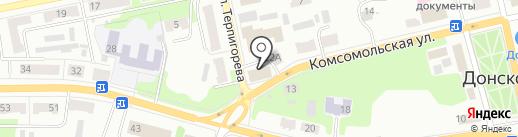 Мечта на карте Донского