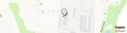 Техсервис ЧТЗ на карте Ахтырского