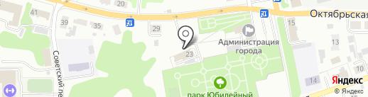 Двин на карте Донского
