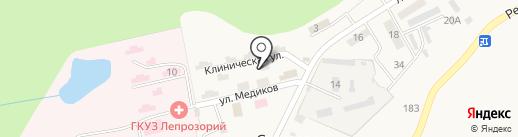 Банкомат, Крайинвестбанк, ПАО на карте Синегорска