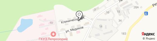 Почтовое отделение №303 на карте Синегорска