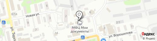 Проектная контора на карте Донского