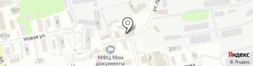 Отдел надзорной деятельности и профилактической работы по Узловскому, Киреевскому районам и г. Донской на карте Донского