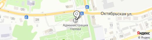 Банкомат, Сбербанк, ПАО на карте Донского