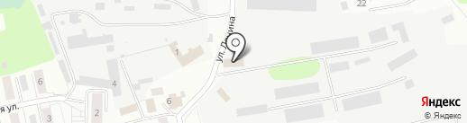 Студия ПК на карте Донского