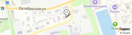 Автомиг на карте Донского