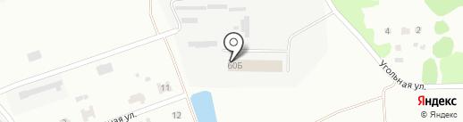 Электромашиностроительный завод на карте Донского