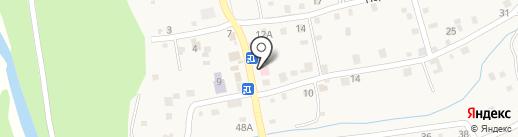 Фельдшерско-акушерский пункт на карте Геленджика