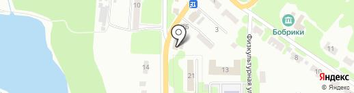 Сбербанк, ПАО на карте Донского