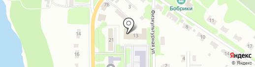Донской колледж информационных технологий на карте Донского