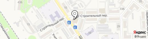 Маяк на карте Донского