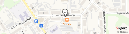 Фортуна на карте Донского