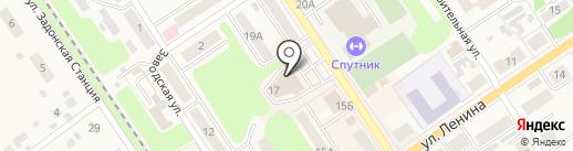 Талисман на карте Донского