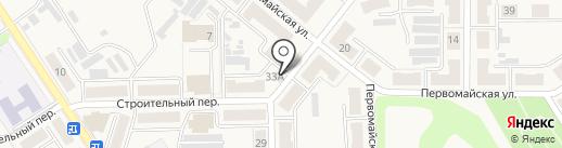 Лидер на карте Донского